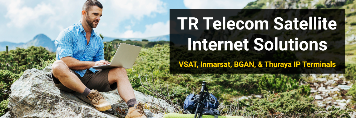 TR Telecom Satellite Internet Solutions