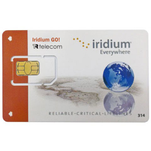 Iridium GO! Post Paid Plans