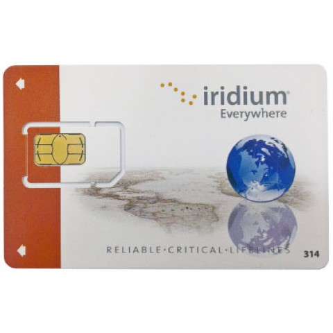 Global Traveller -  8816 Iridium Satellite Number Plan