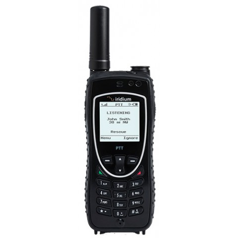 Iridium 9575 Extreme PTT Satellite Phone Rental
