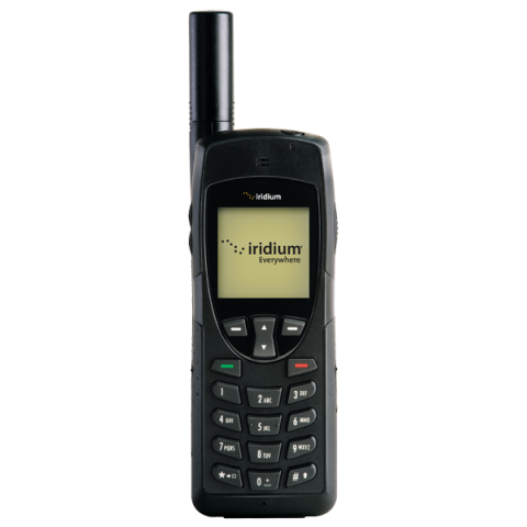 Iridium 9555 Satellite Phone Kit