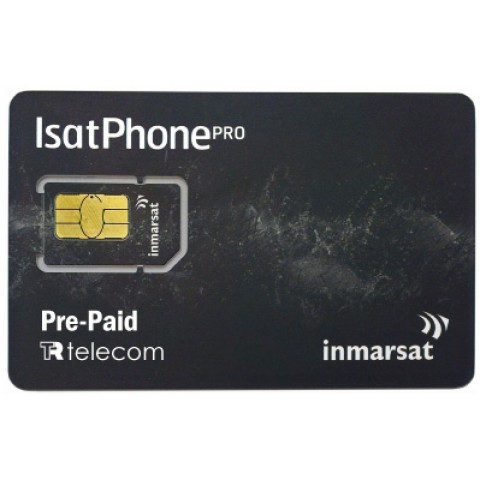 Inmarsat Prepaid 30 Day Extension Only - No Sim Card Issued with this Option.