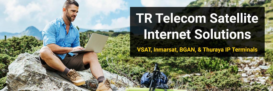 TR Telecom Satellite Internet Solutions