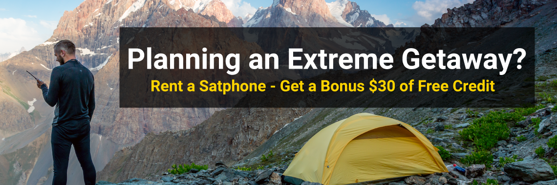 Planning an Extreme Getaway