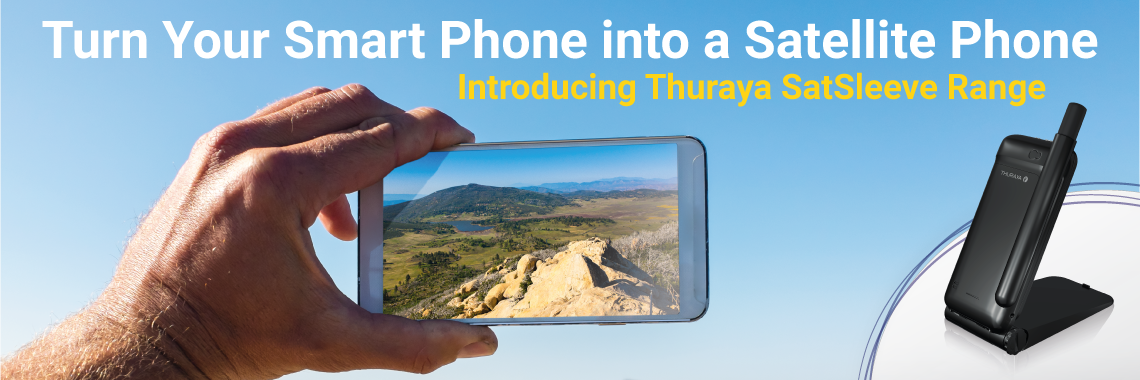 Turn Your Smart Phone into a Satellite Phone